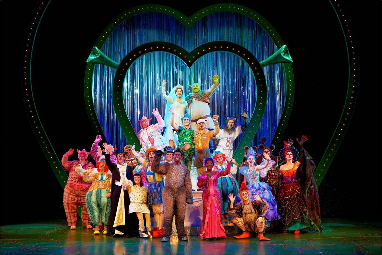Shrek The Musical  Tour