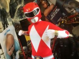 Bandai power rangers cosplay (1)