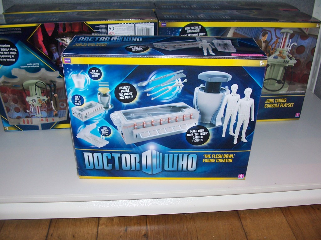 Toys For Winter : All new doctor who toys for winter