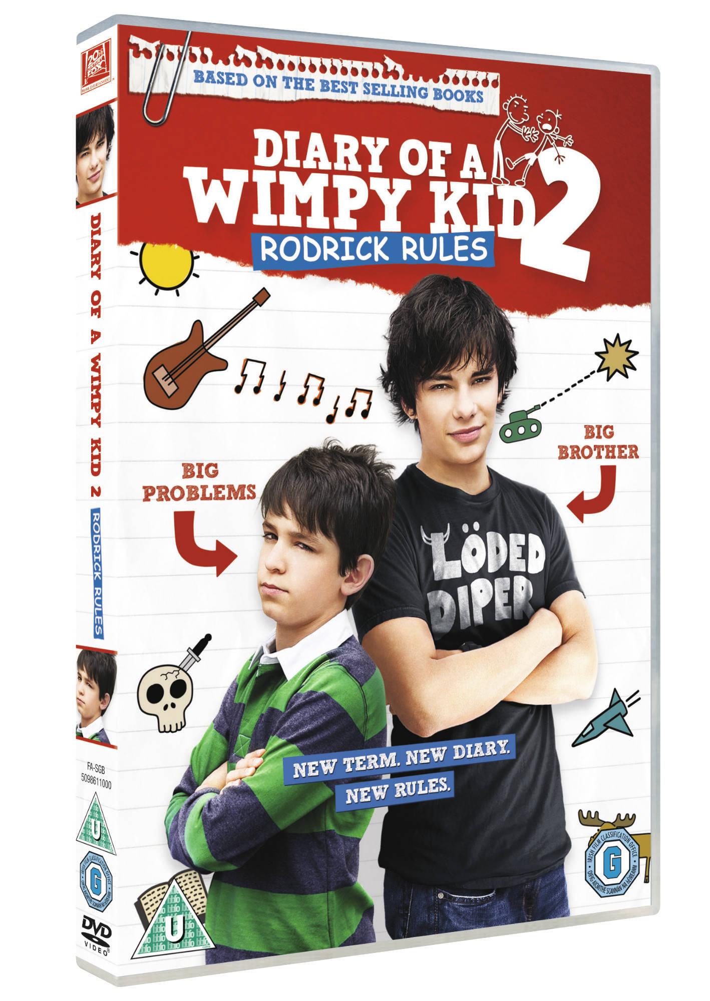 Diary Wimpy Kid Dog Days Movie