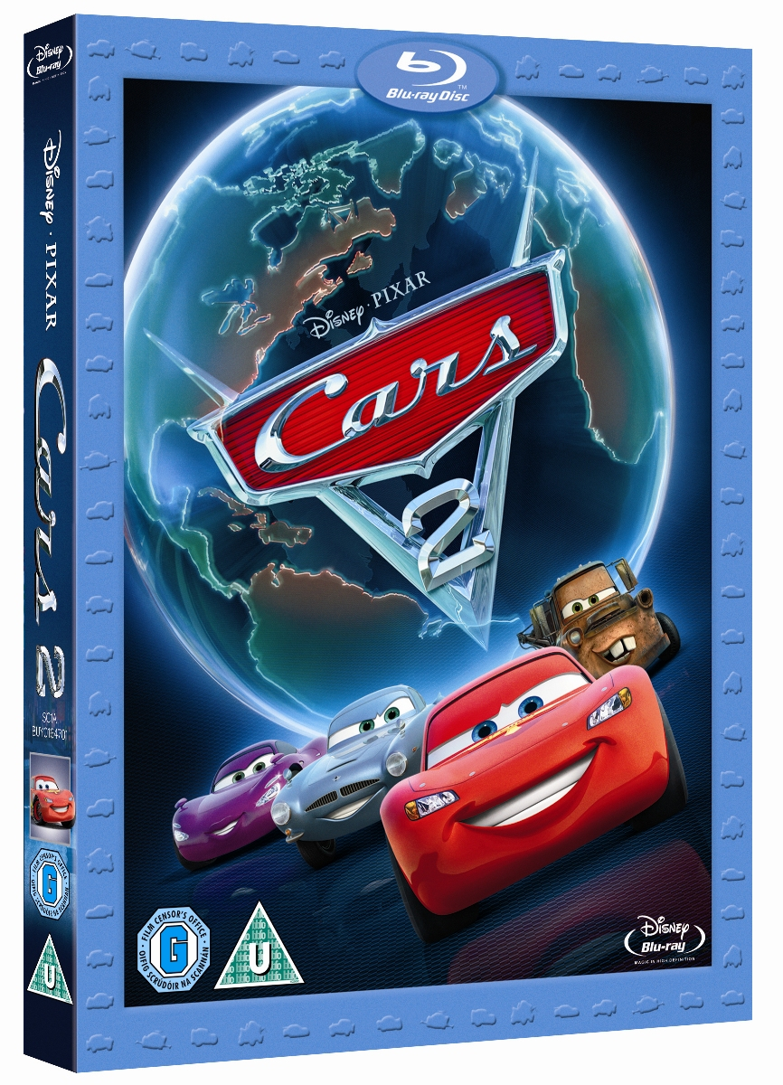 win cars 2 on blu ray. Black Bedroom Furniture Sets. Home Design Ideas