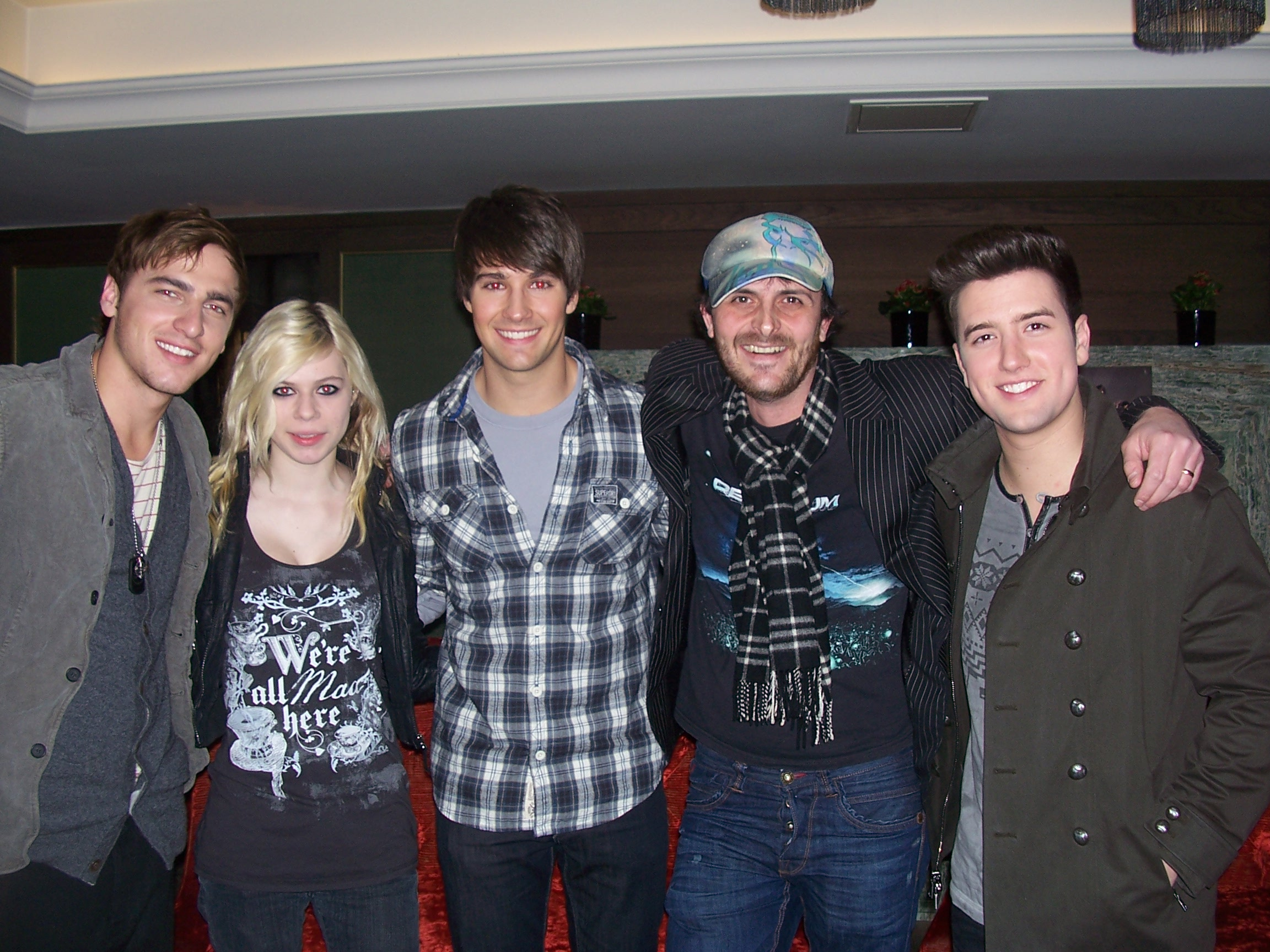 big time rush questions