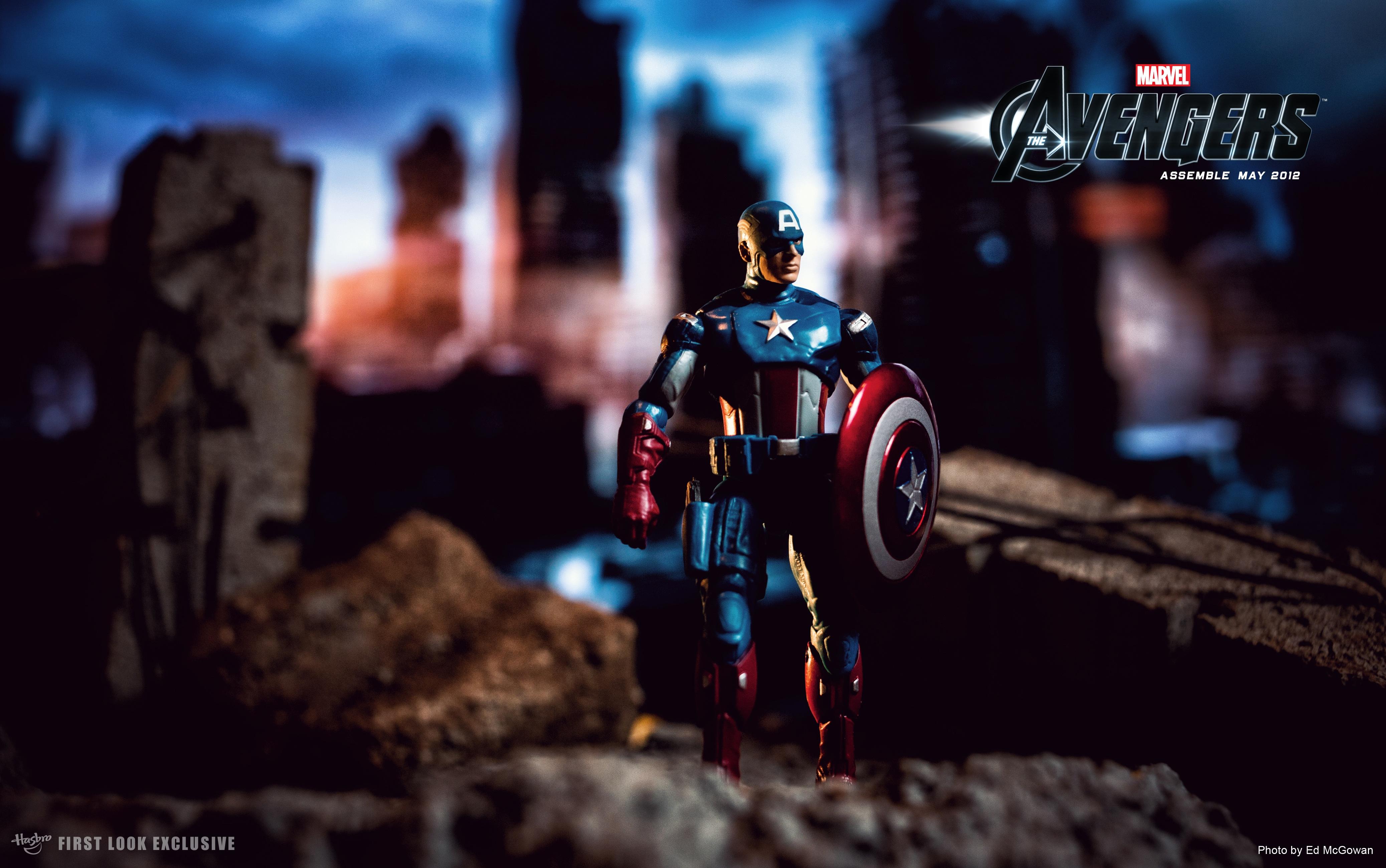 Hasbro: The Avengers figures 2012