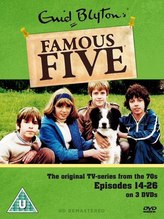 Win The Famous Five Series 2
