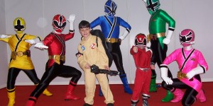 Power Rangers Super...