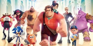 Disney's Wreck-it Ralph...