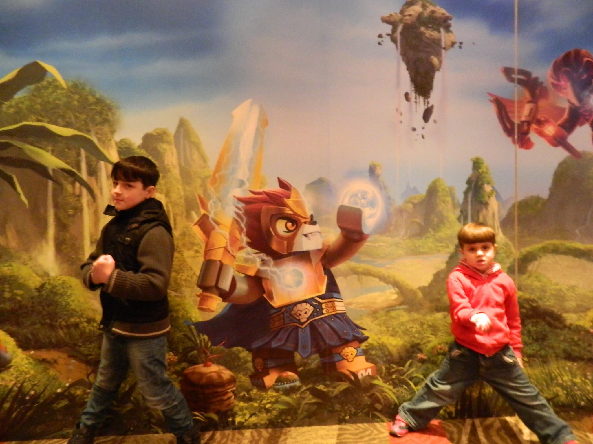 The Lion CHI Temple - 70010 | Legends of Chima™ | LEGO Shop