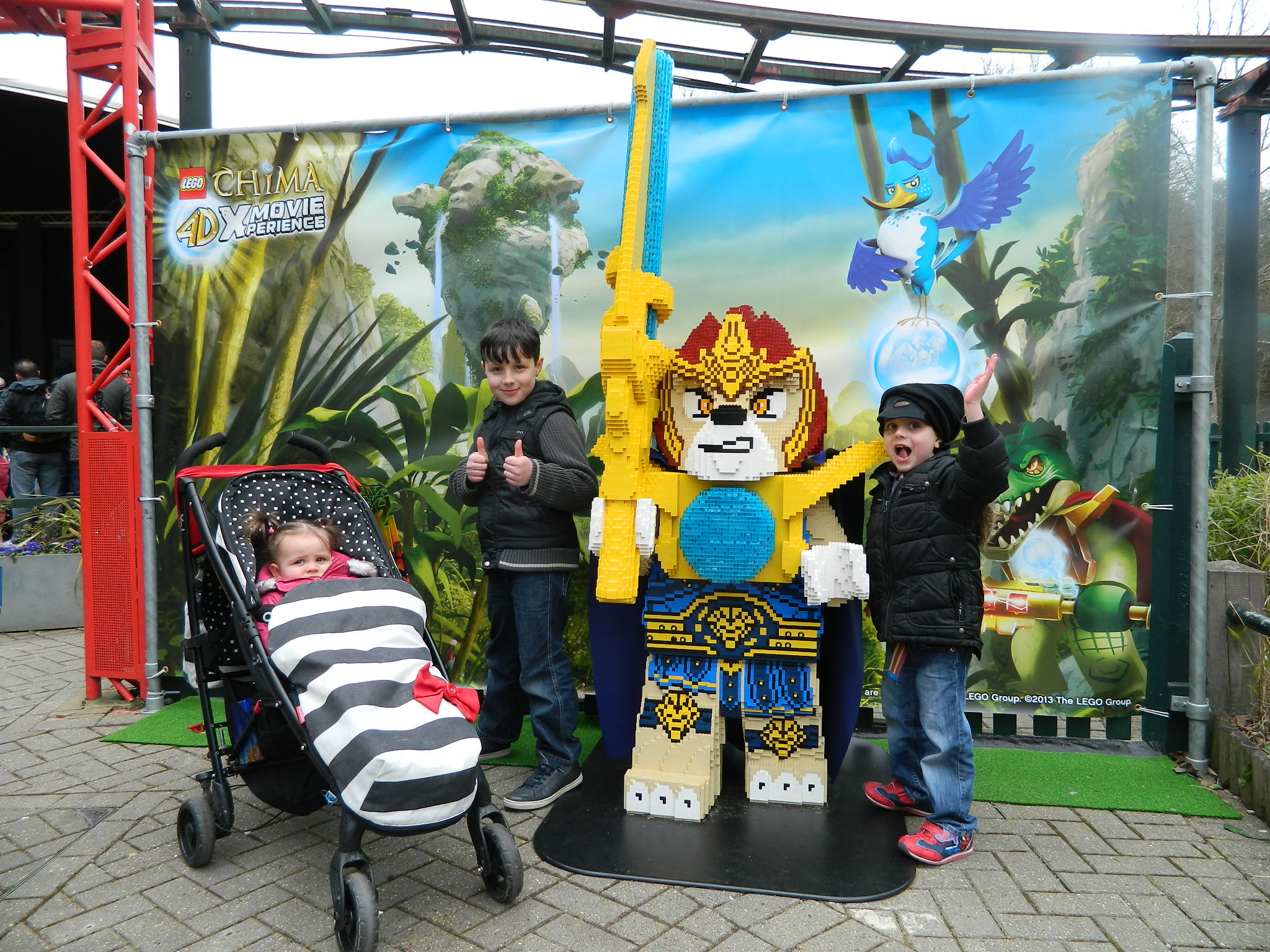 lego legends of chima special