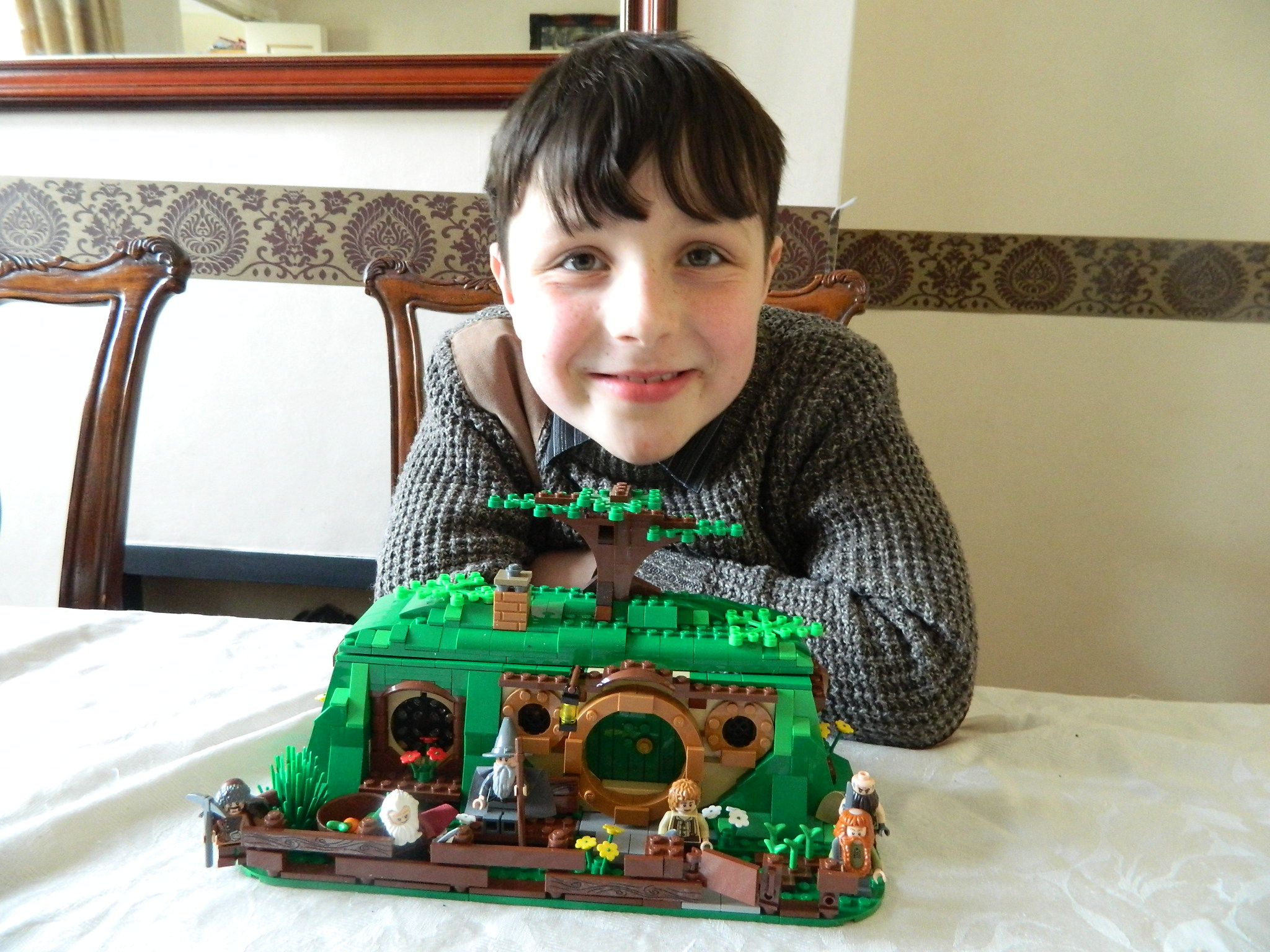 LEGO: The Hobbit – An Unexpected Journey: An Unexpected ...