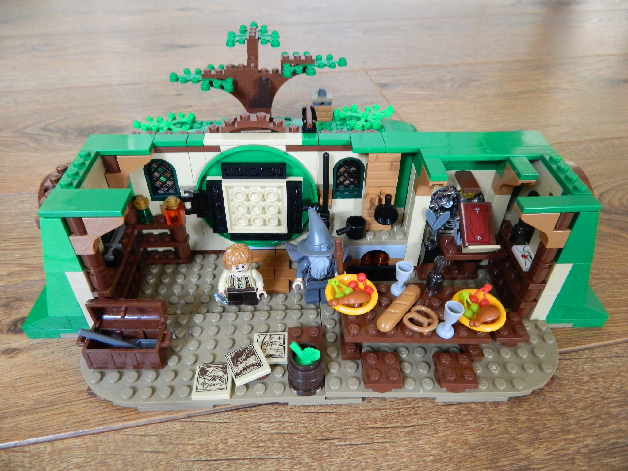 lego the hobbit an unexpected journey an unexpected