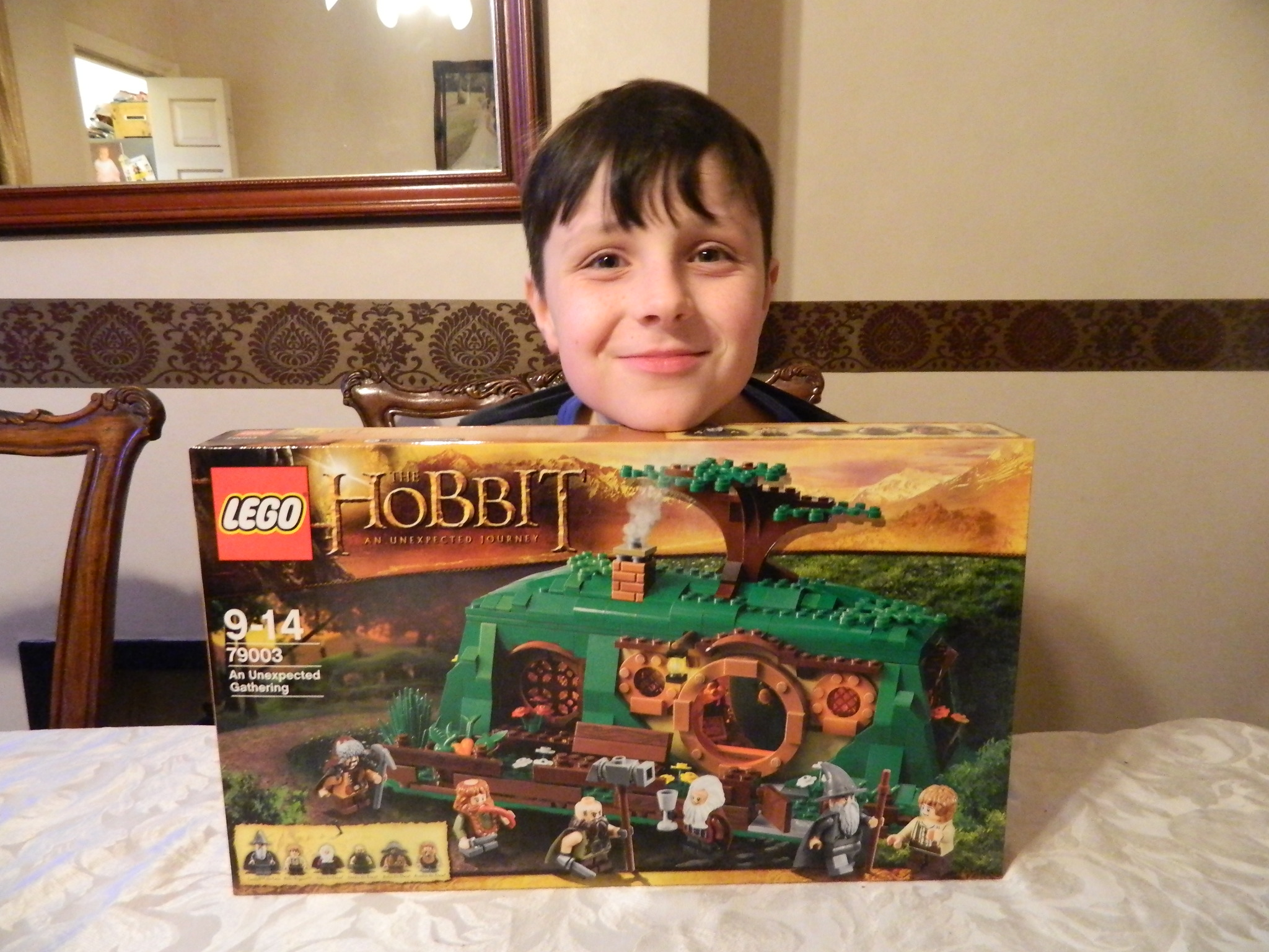 lego the hobbit and lord of the rings sets reviewed