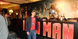 Ironman 3 interview...