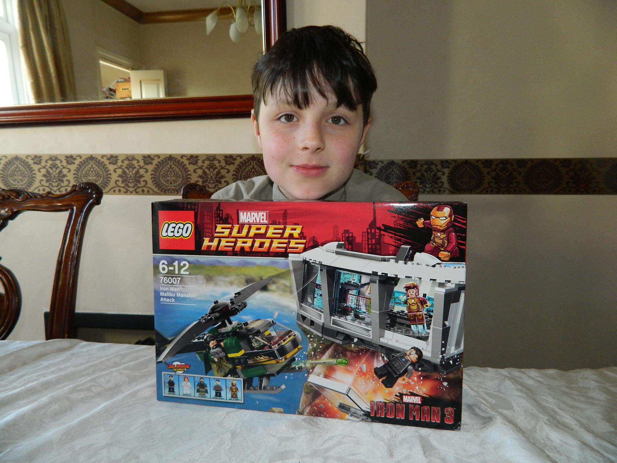 LEGO: Marvel Super Heroes – Ironman 3