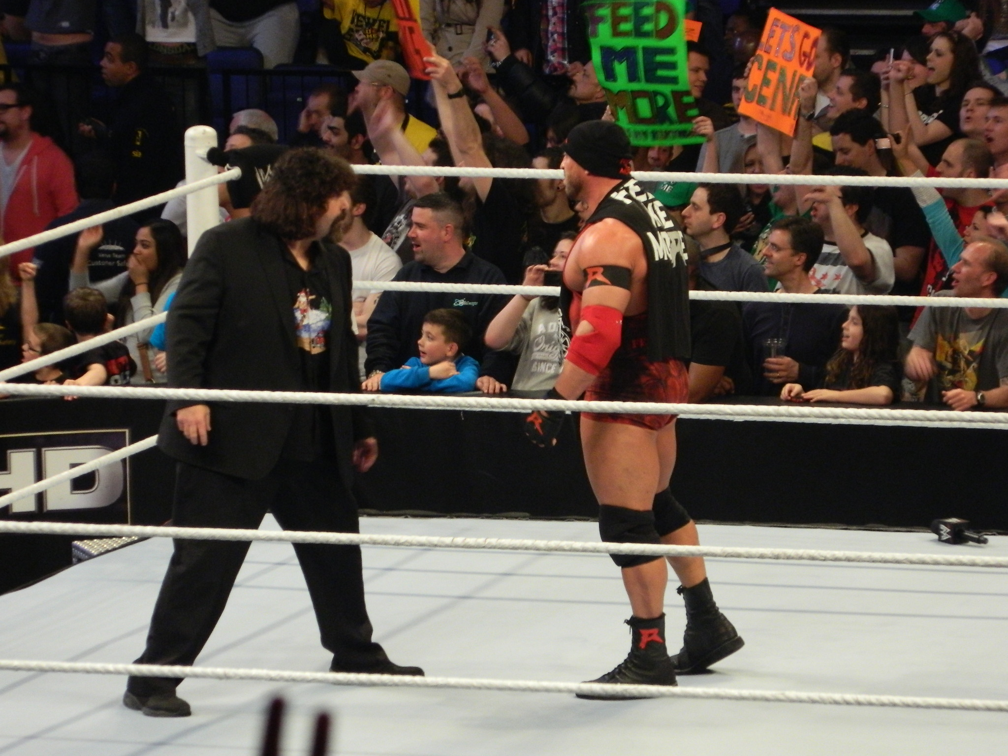 Wwe Raw And Smack Down April 2013 Special