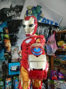 Ironman 3: Hasbro toy range!!!