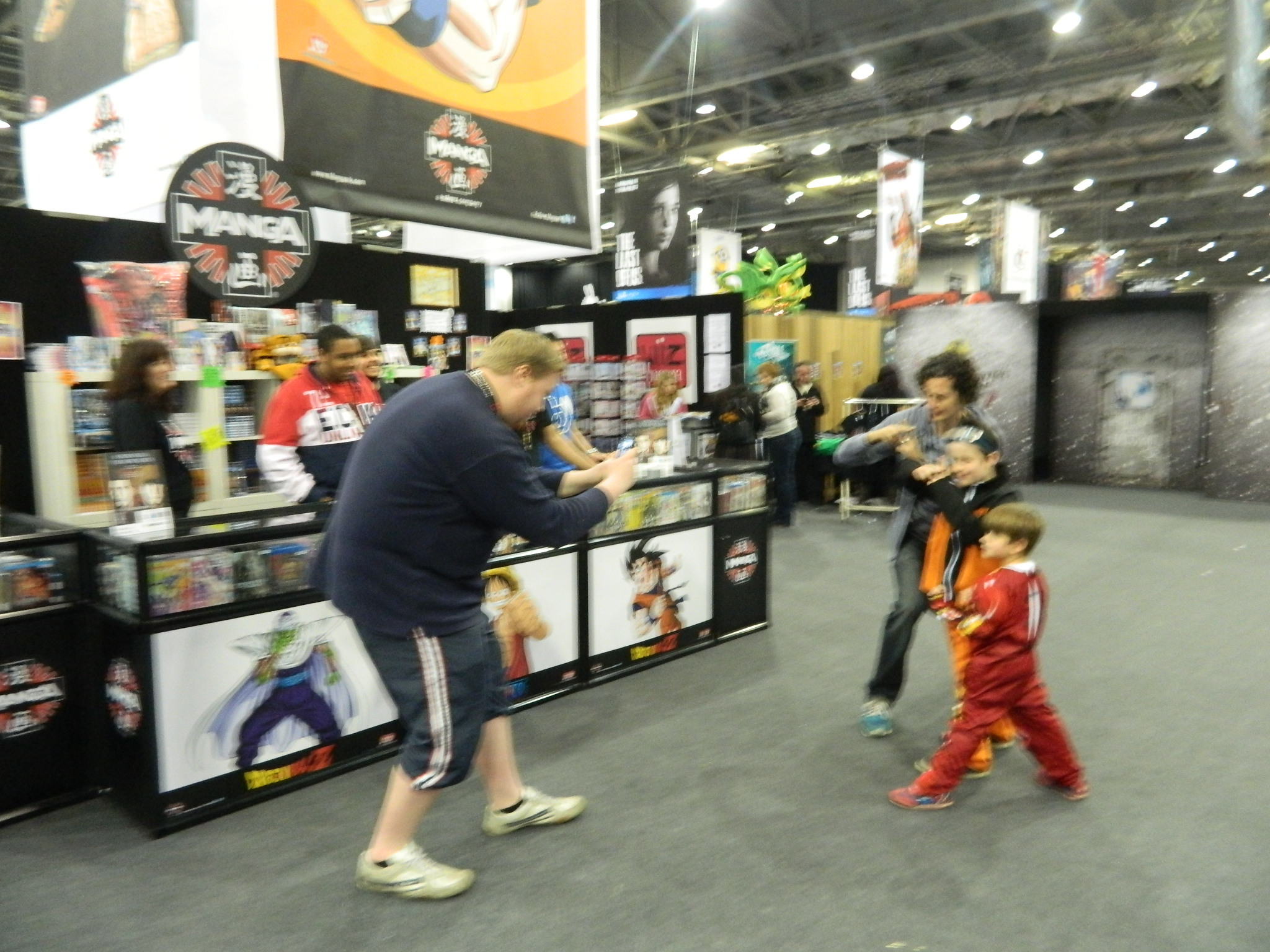 Mcm Expo Stands For : Mcm london expo comic con preview th