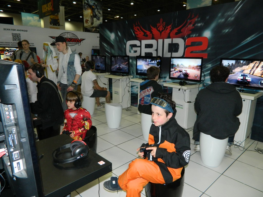 Mcm Expo Stands For : Grid