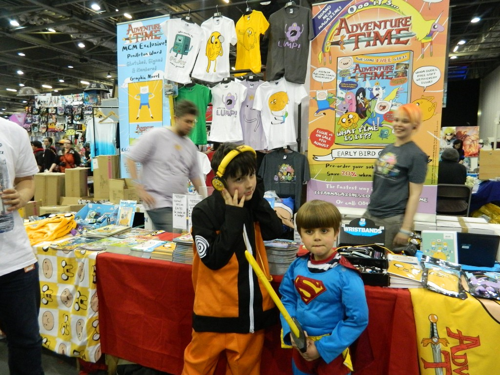 Mcm Expo Stands For : London comic con mcm expo cosplayers uk the movie
