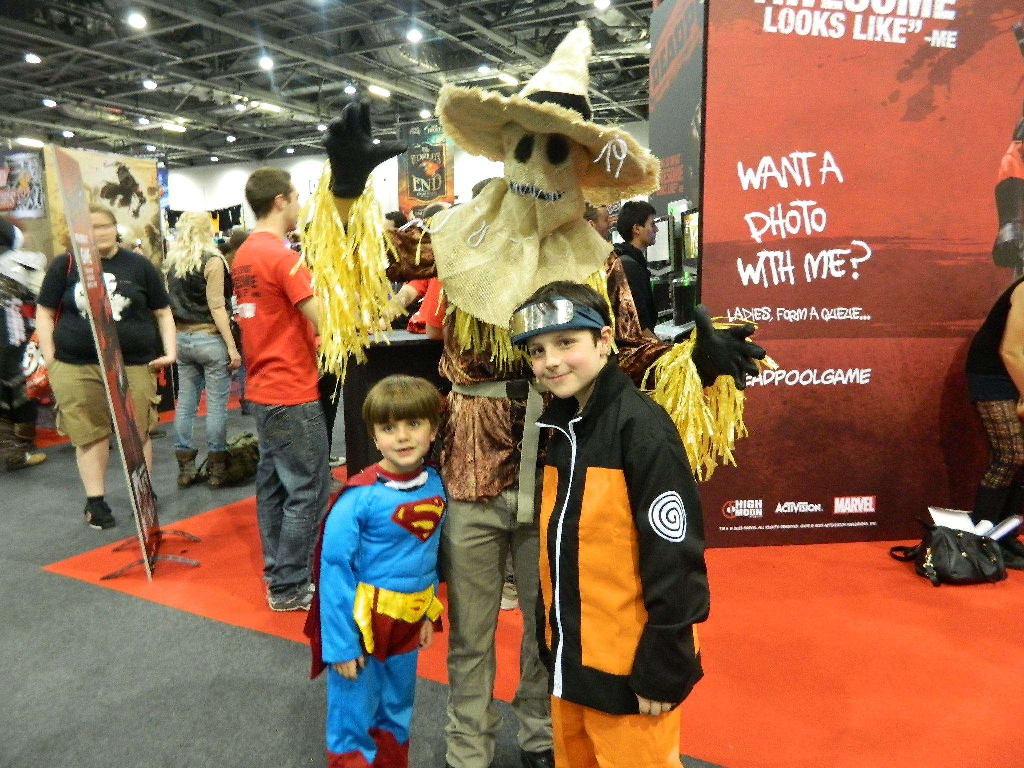 Mcm Expo Stands For : London comic con mcm expo may rd th