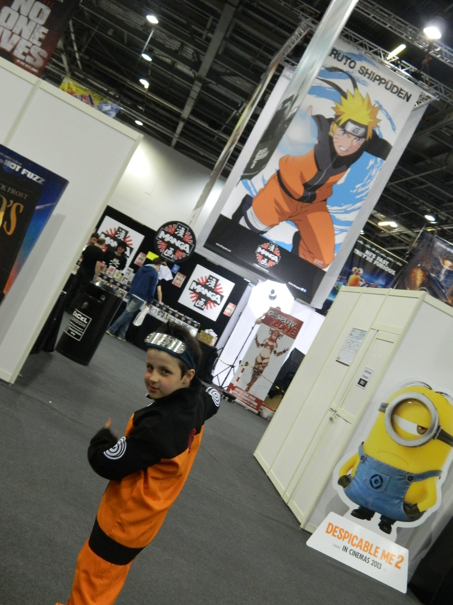 Mcm Expo Stands For : Mcm london expo comic con th may