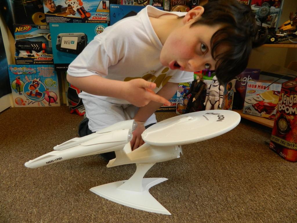Store adult starship enterprise
