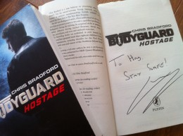 bodyguard signed
