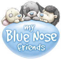 Tatty Teddy & My Blue Nose Friends Toys and App game
