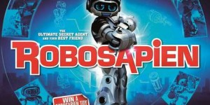 Robosapien review by...