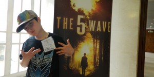 THE 5TH WAVE...
