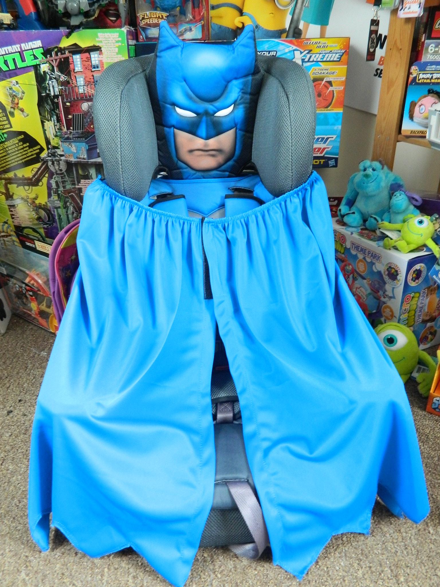 Batman Deluxe car seat