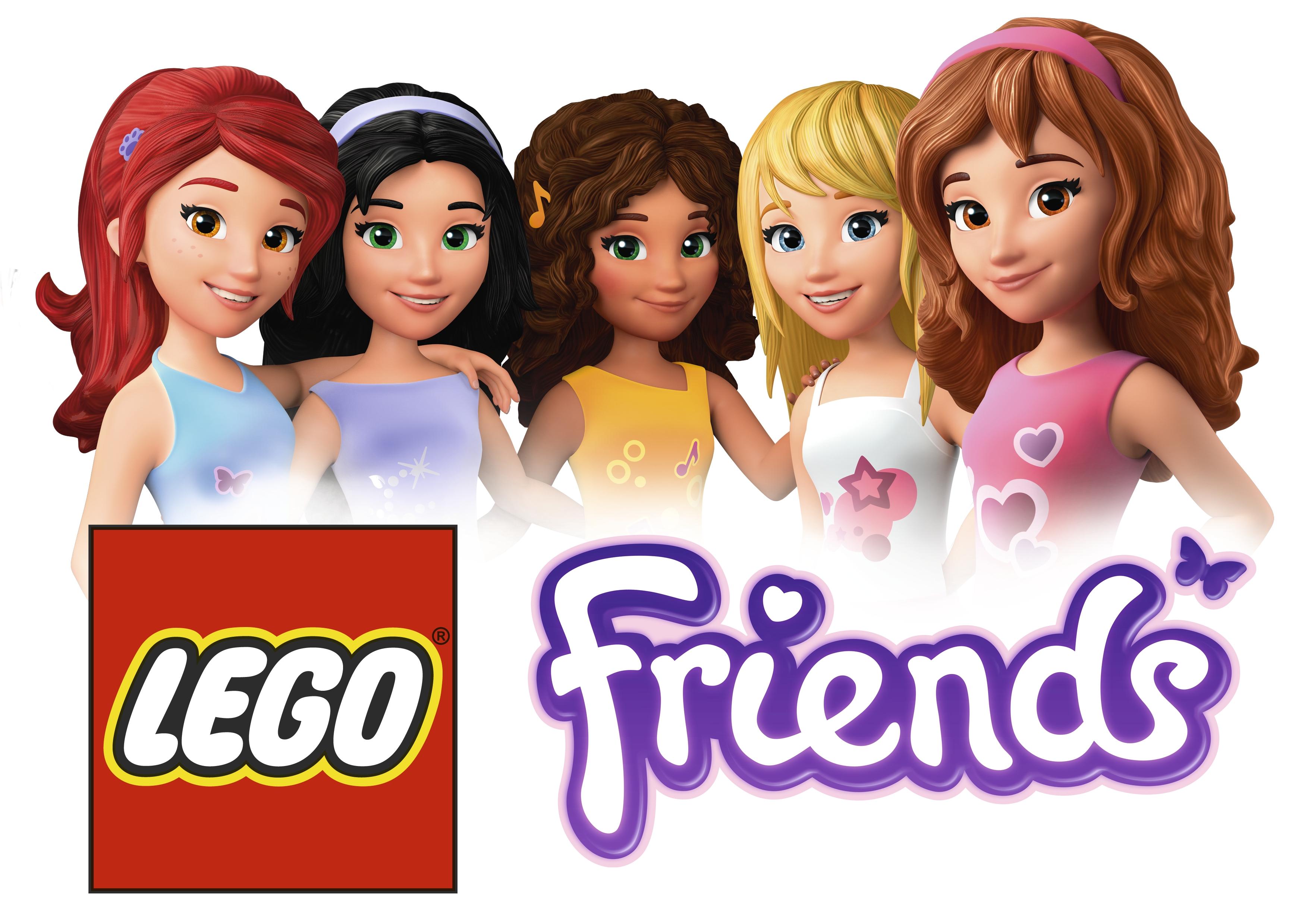 Lego Friends Filme