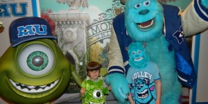 Disney/Pixar: Monsters University...