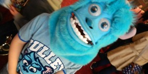 Monsters University: Sulley...