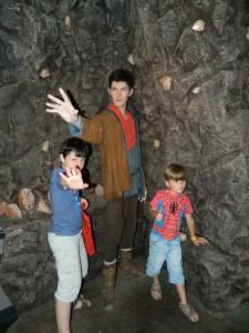 Lego Castle Warwick Castle Plus Merlin And Horrible