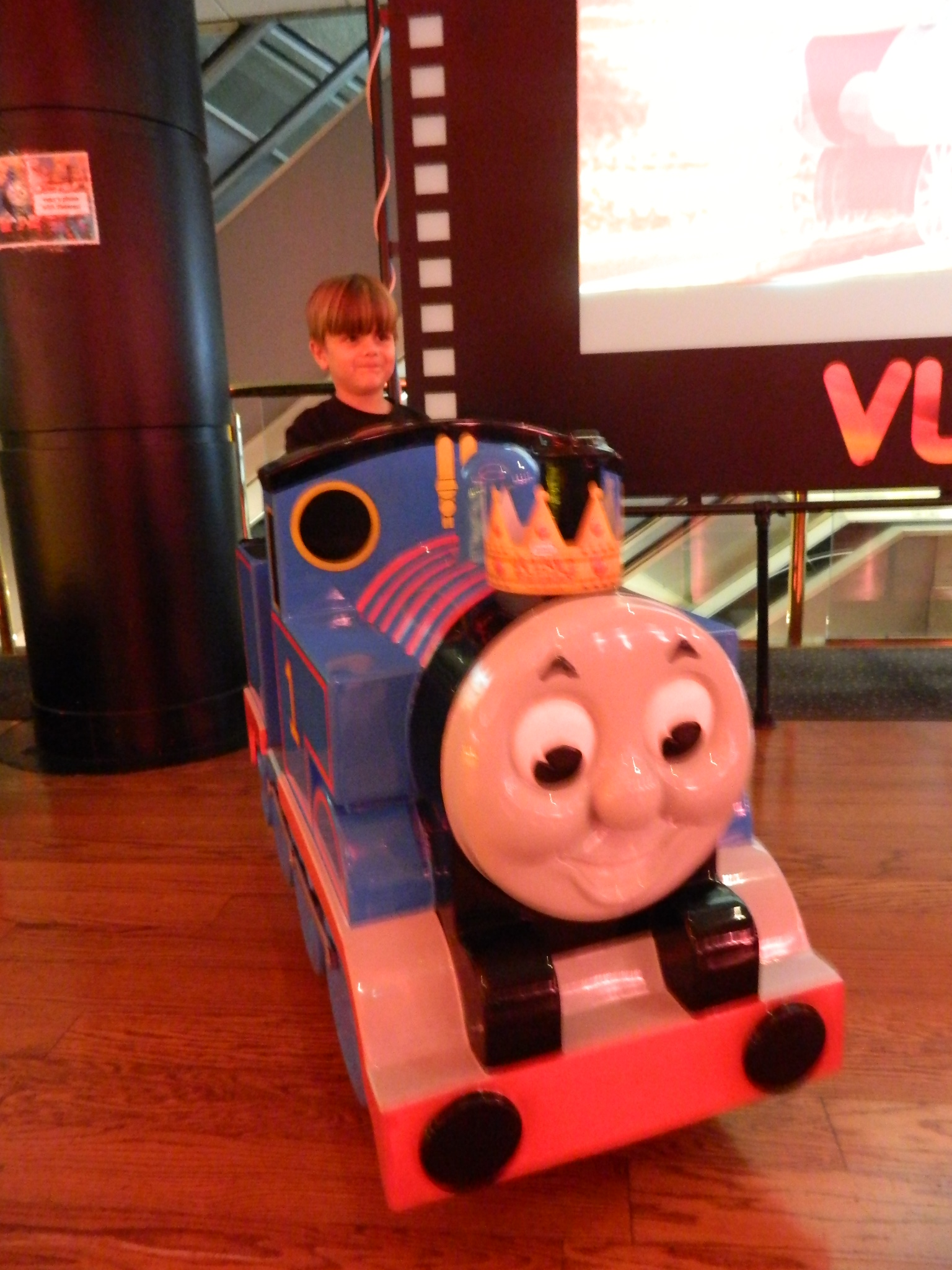 Thomas And Friends King Of The Railway The Movie Premiere