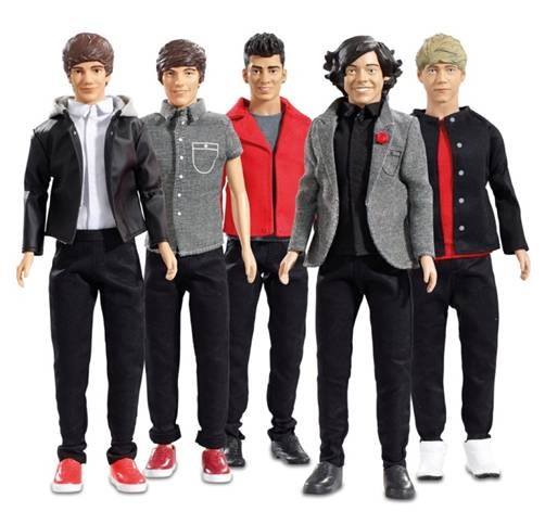 New one direction dolls hit stores with new outfits handpicked by the