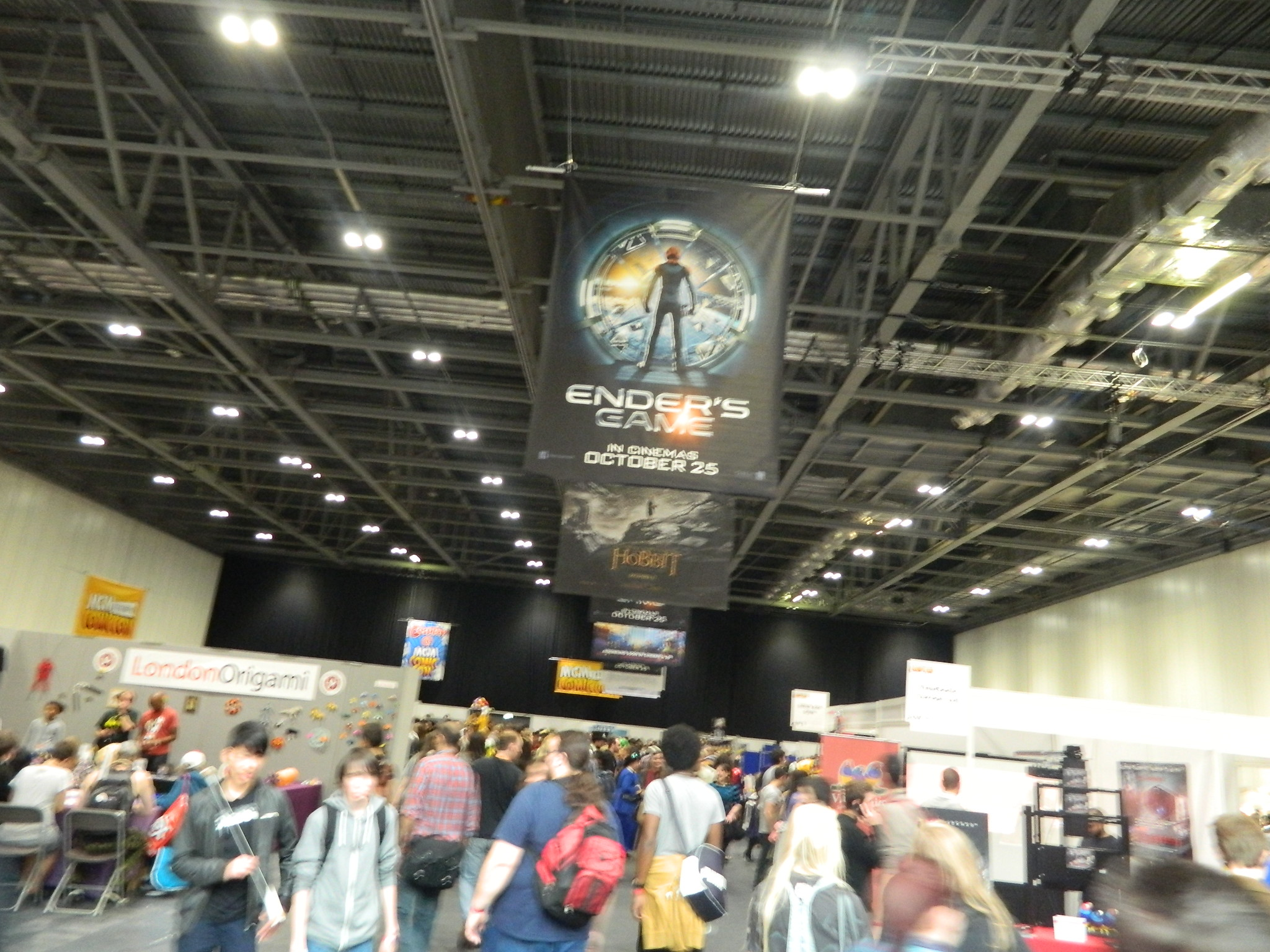 Mcm Expo Stands For : Mcm london expo comic con th excel
