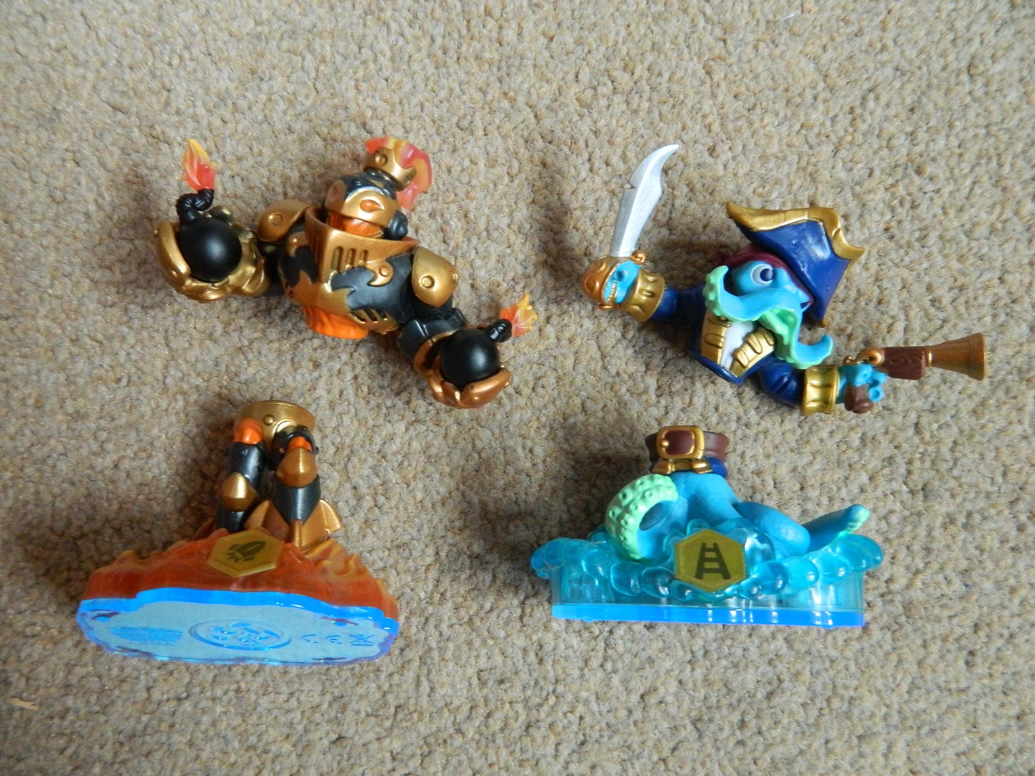 Nintendo Wii U Skylanders Swap Force