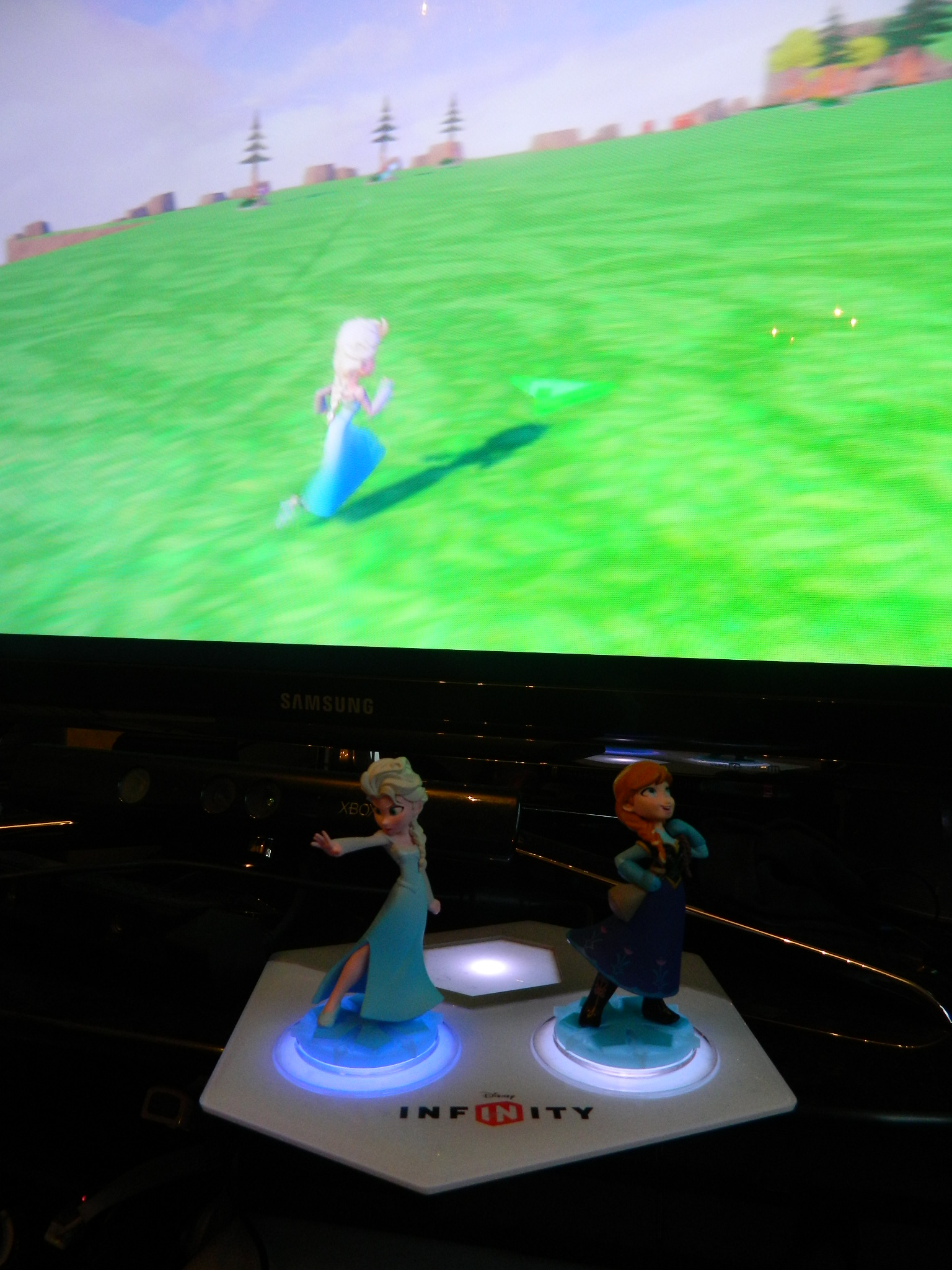 Disney Infinity: The Games and Figures Available