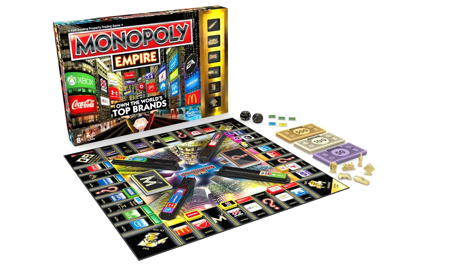 christmas is coming time for board games monopoly empire. Black Bedroom Furniture Sets. Home Design Ideas