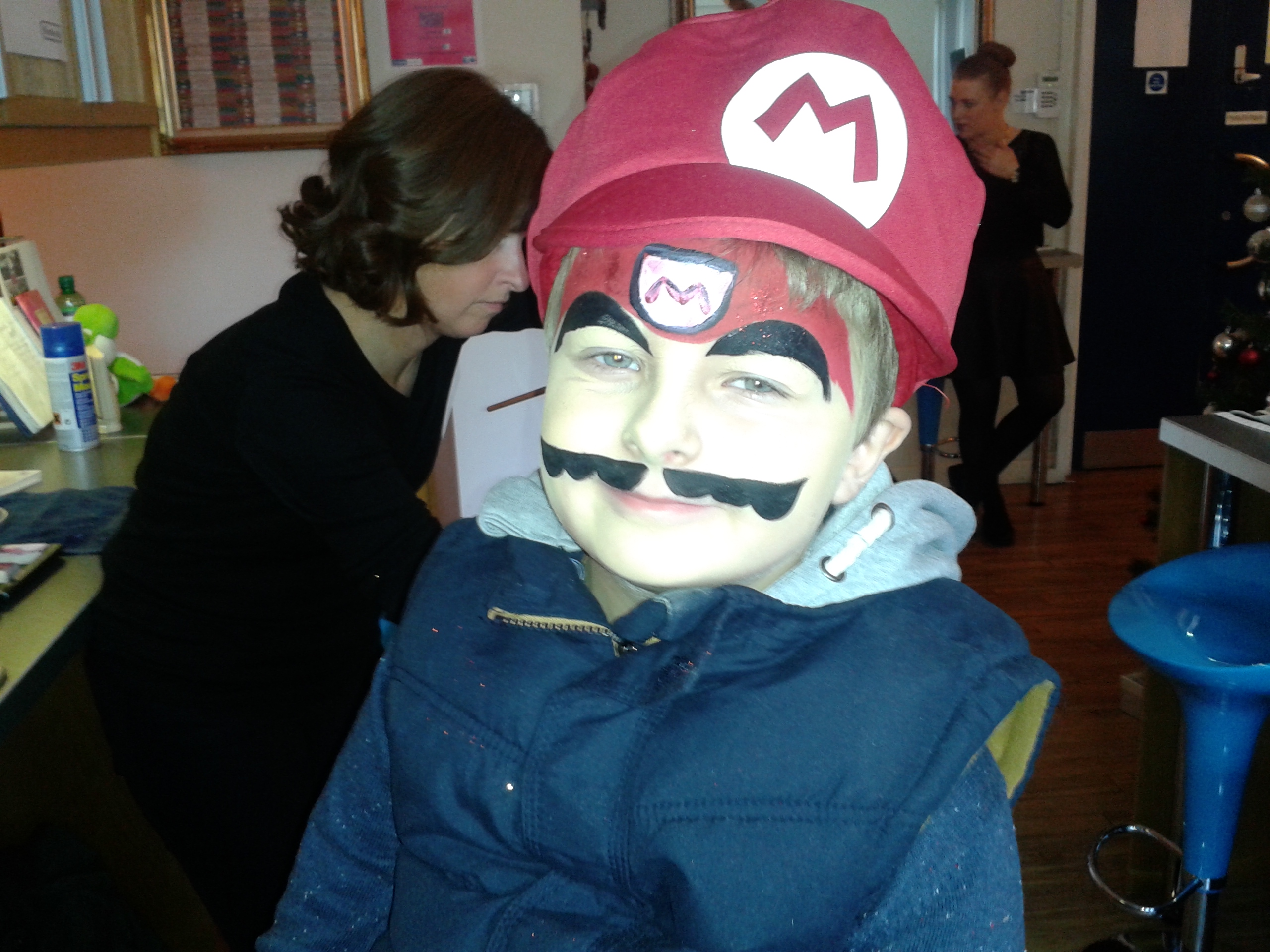 Nintendo Kidz Christmas Party 2013!!!