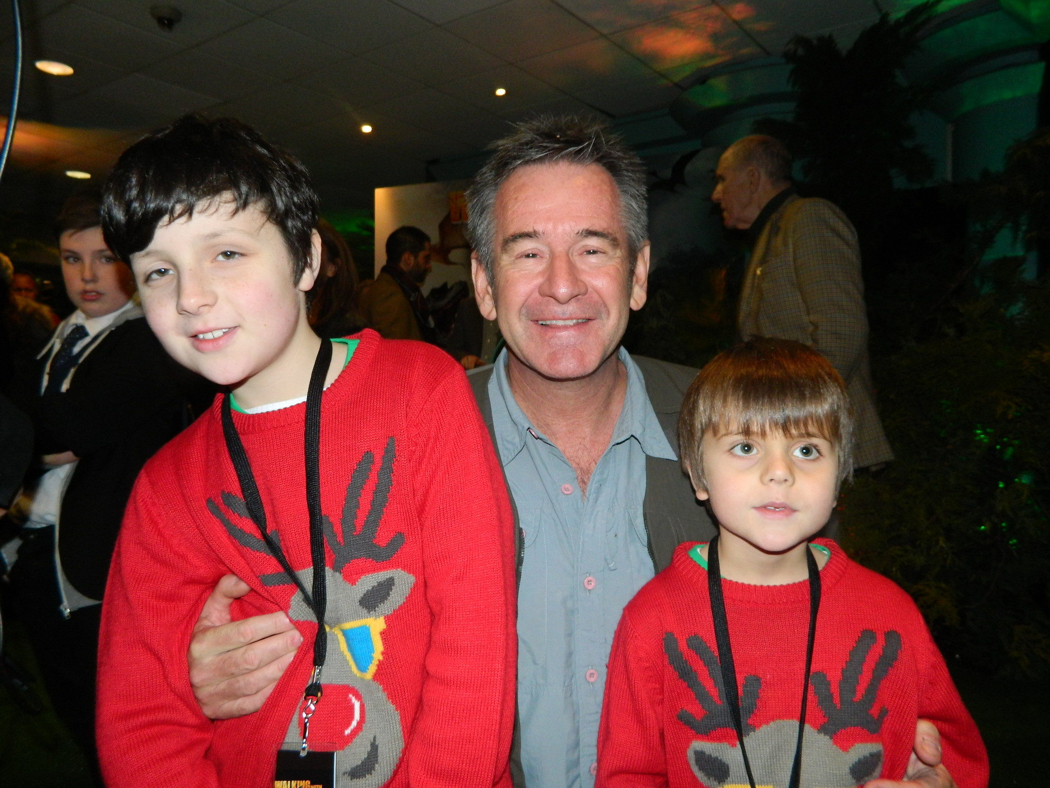 Walking With Dinosaurs The Movie 3d Premiere And Toy Reviews