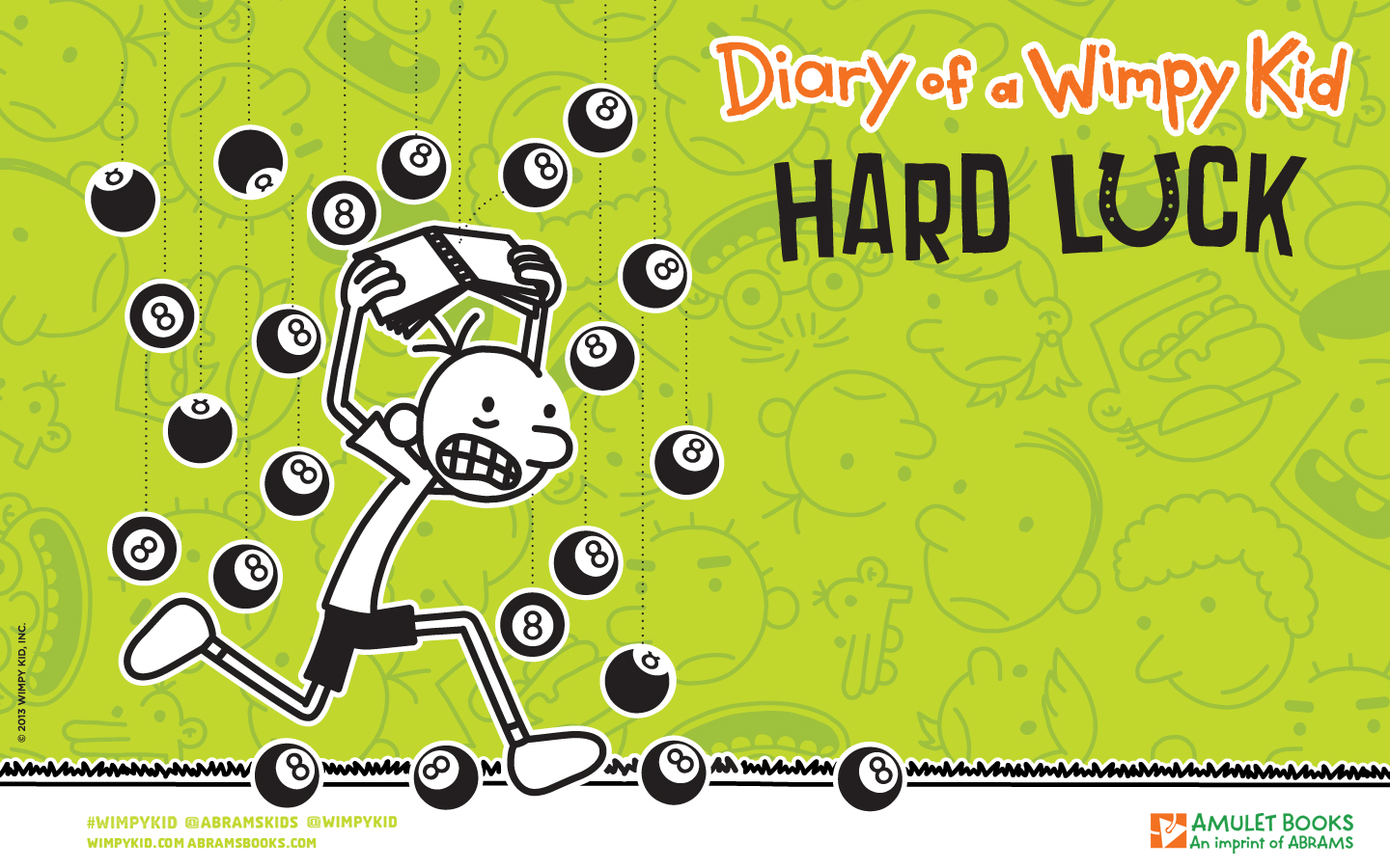 Diary Of A Wimpy Kid Hard Luck Book Report Summary