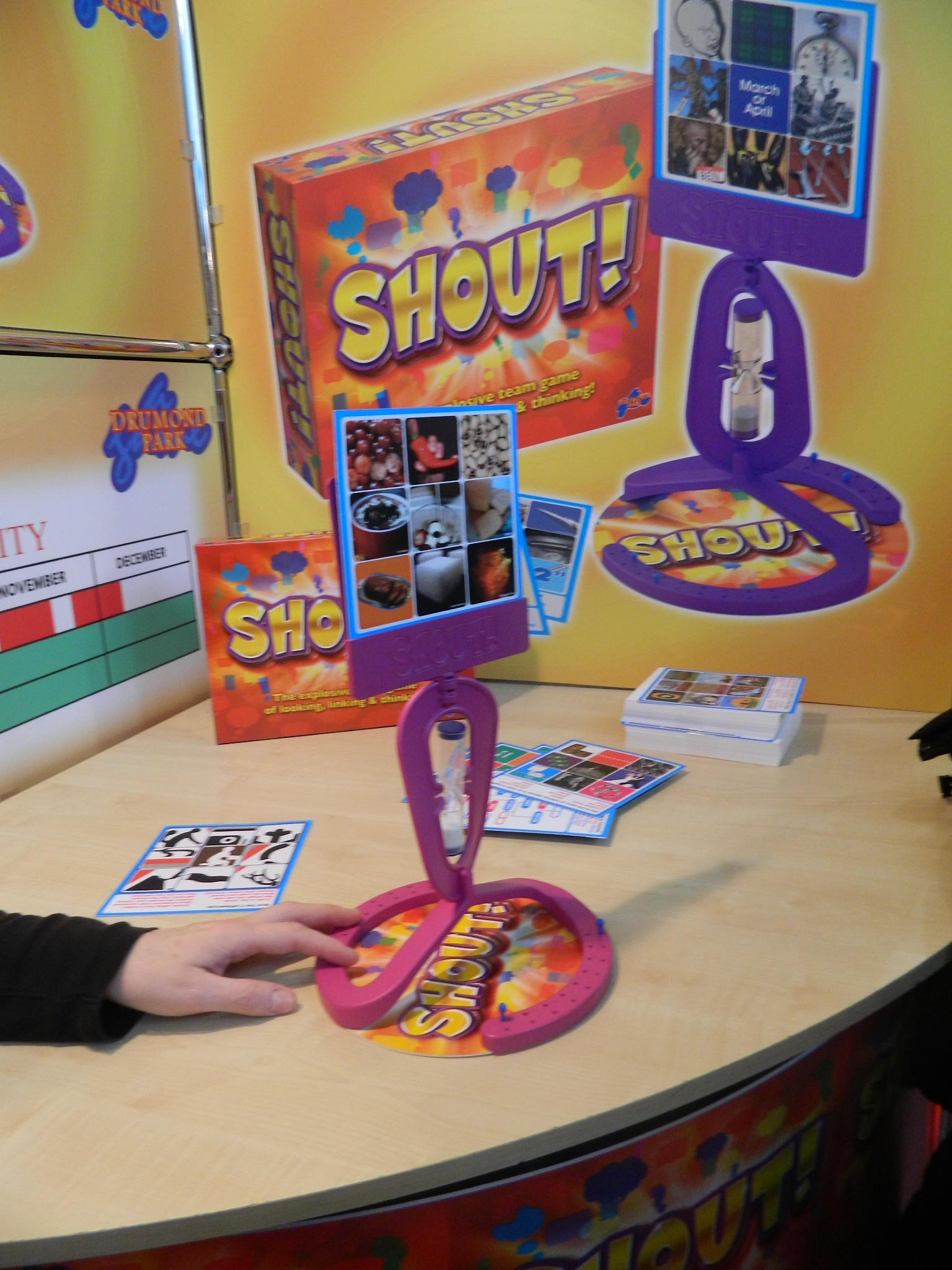 TOY FAIR 2014: Board Games