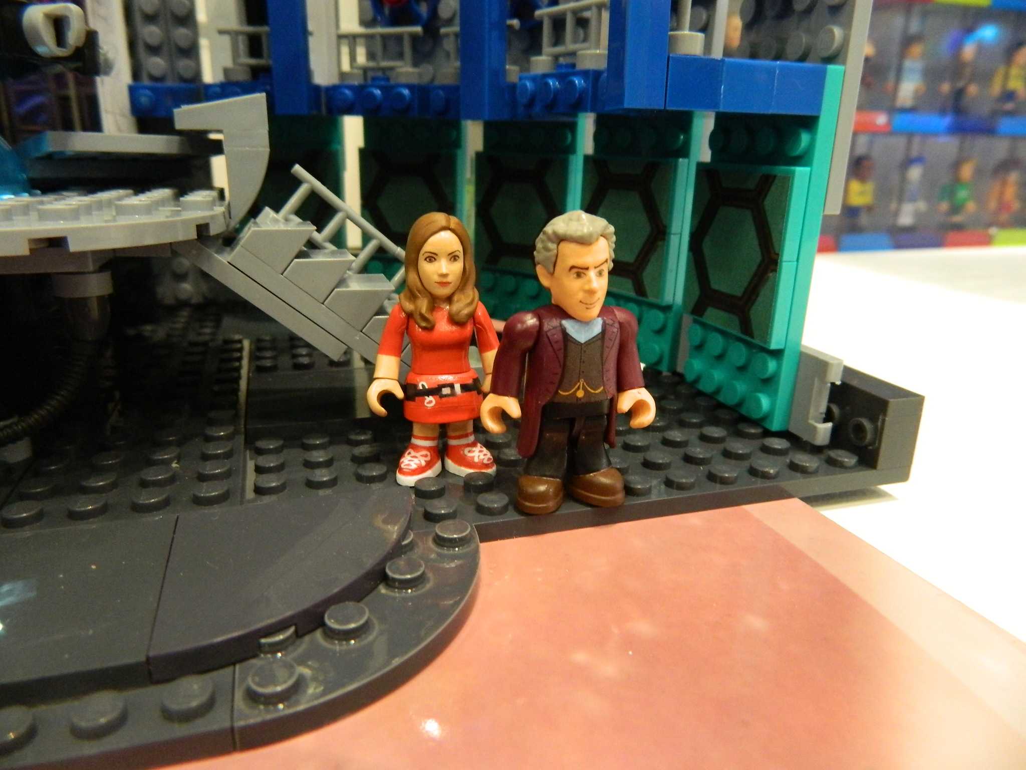 Toy Fair 2014 New Doctor Who Toys
