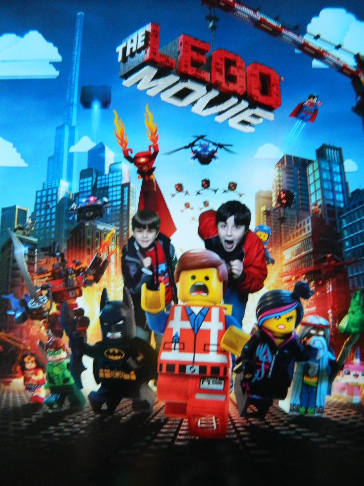 lego movie toys - photo #35