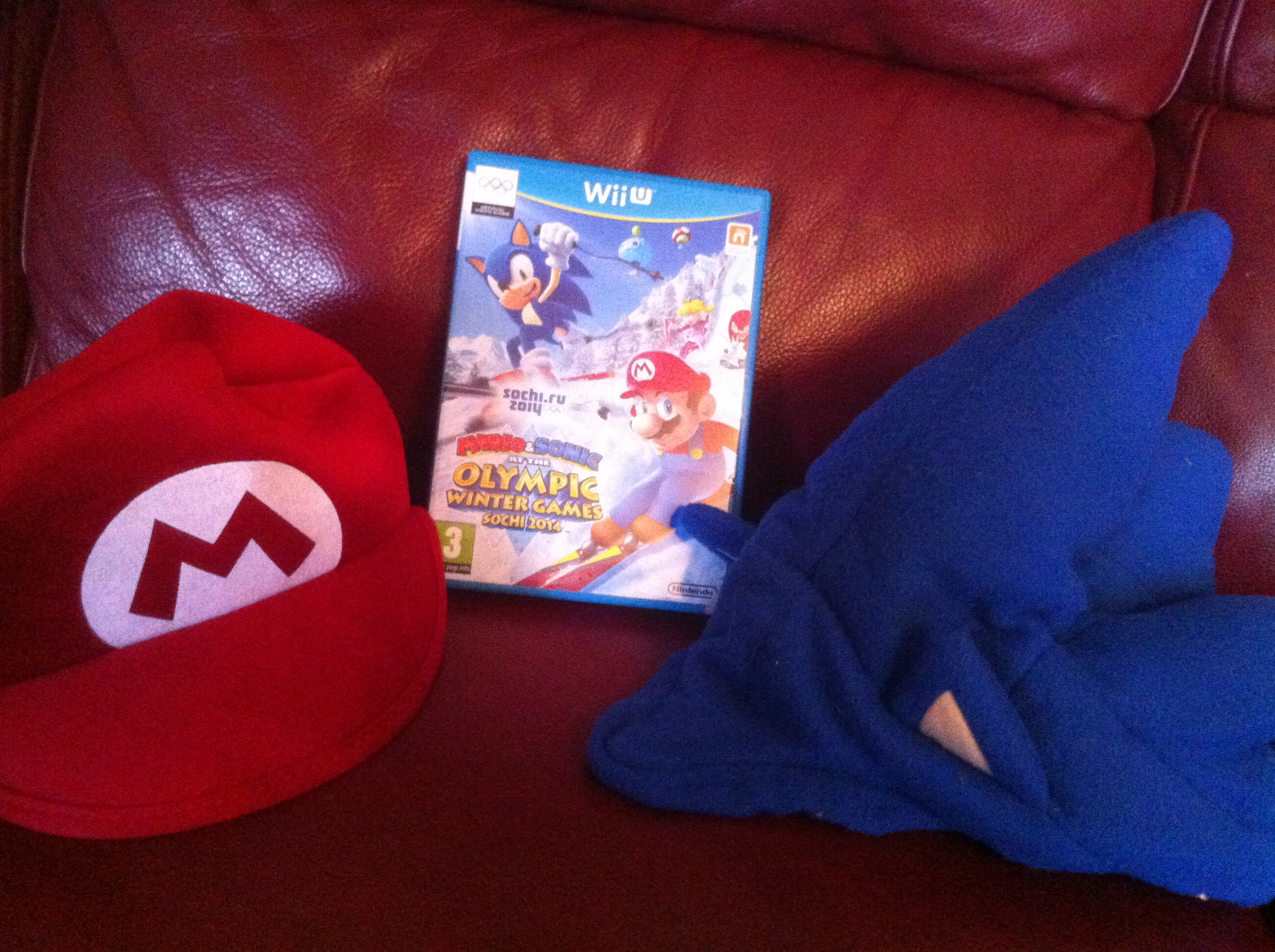 Wii U: Mario & Sonic at the Olympic Winter Games Sochi 2014