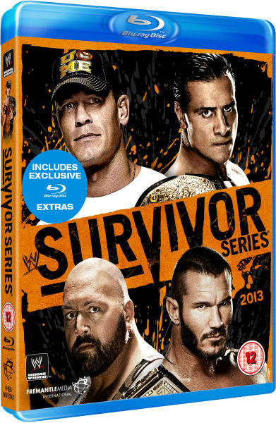 wwe survivor