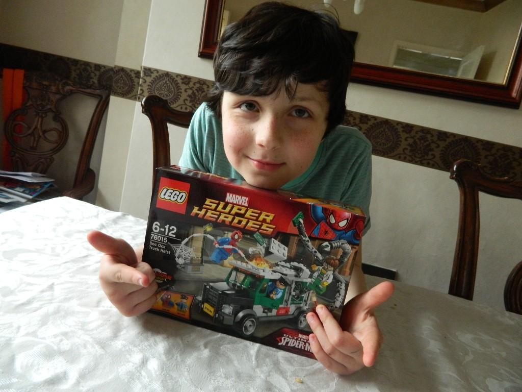 Lego ultimate spider man electro - photo#14