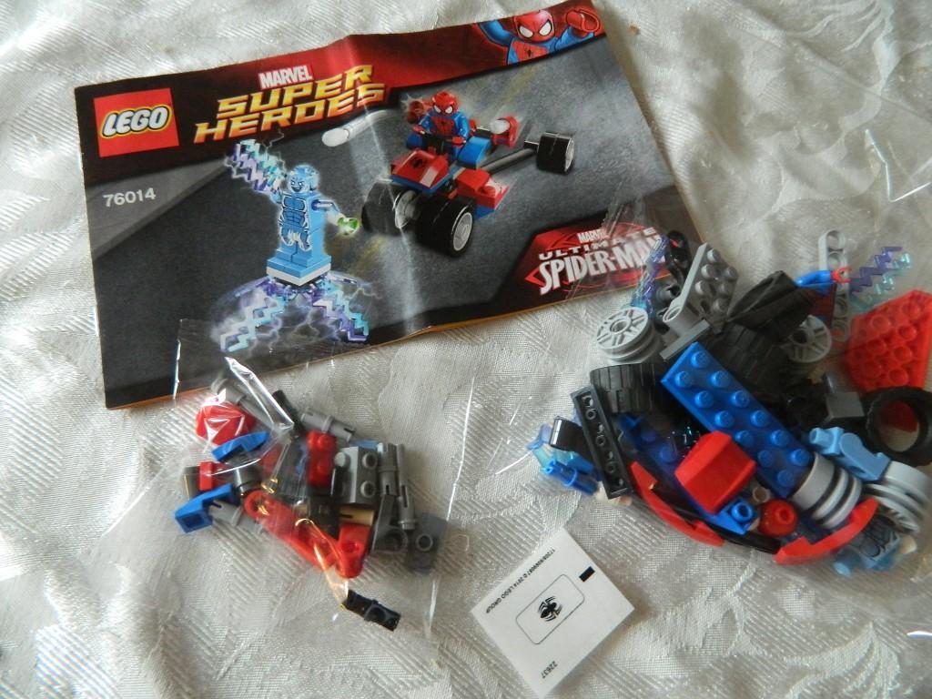 Lego ultimate spider man electro - photo#5